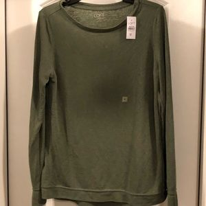 Loft long sleeved t-shirt NWT